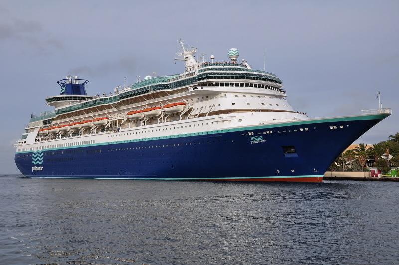 Cruceros Sovereign, Pullmantur