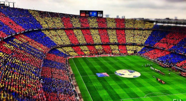 CampNou - 5 lugares Barcelona 2015