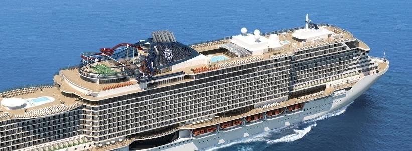 Msc seaview el nuevo barco de msc cruceros blog de - Todo sobre barcos ...