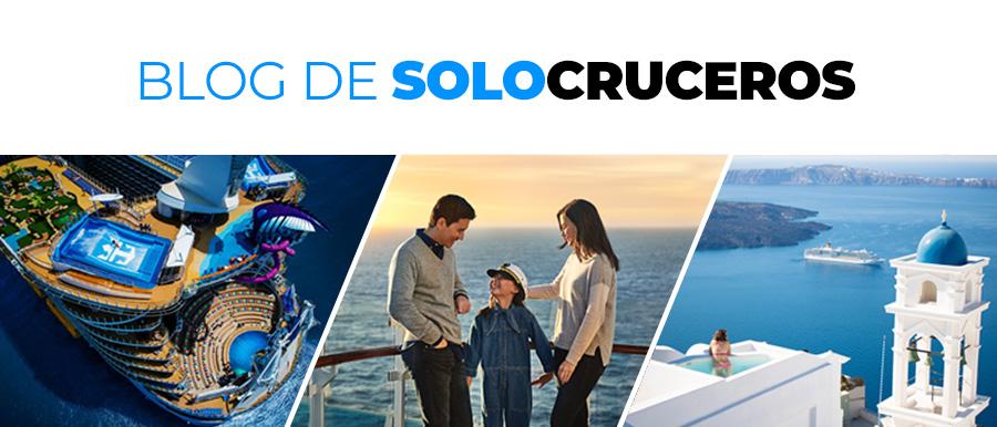 Blog de cruceros. SoloCruceros.com